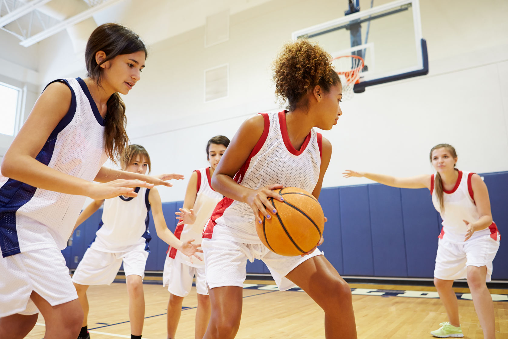 High School Sports Injuries and Concussions